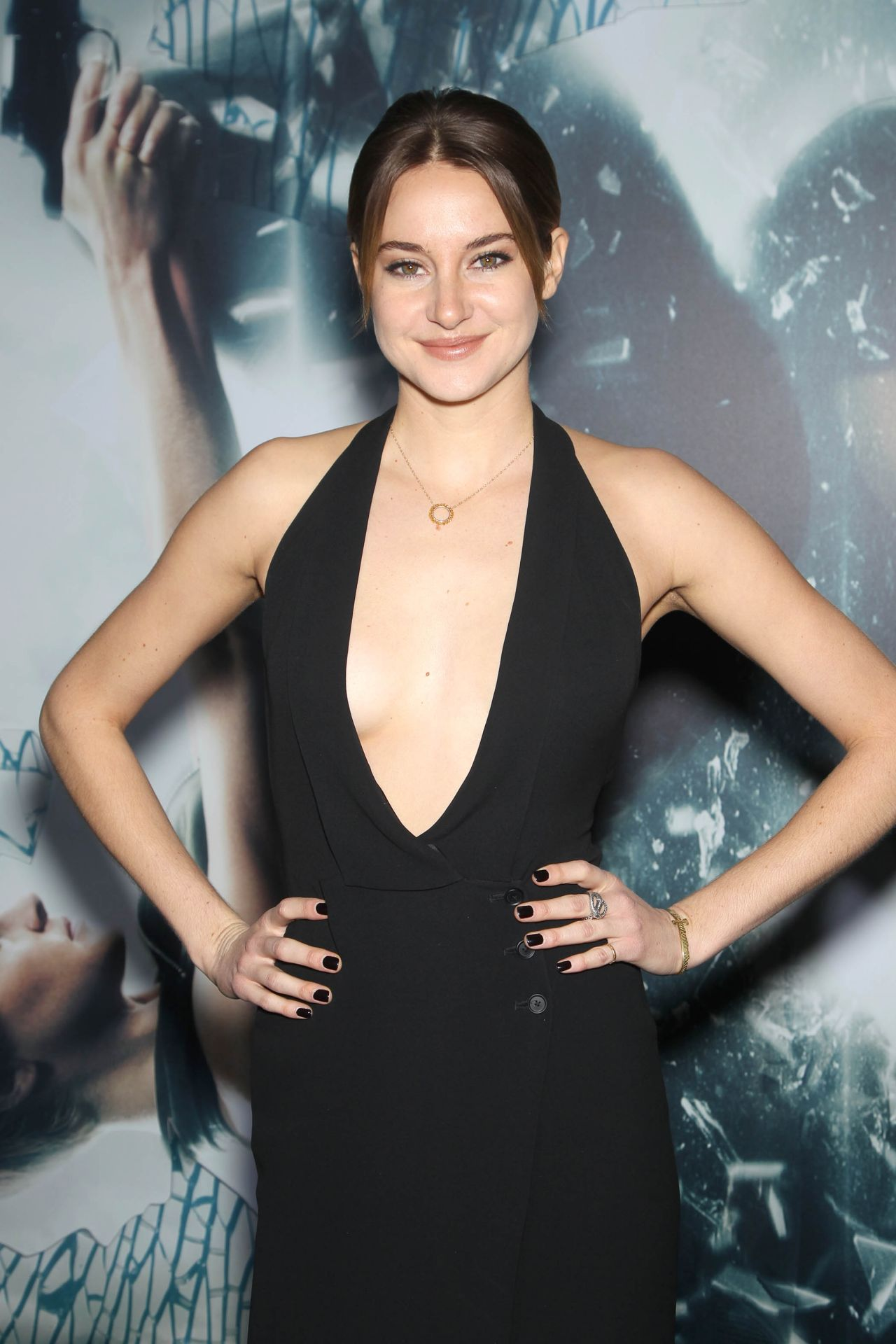 Shailene Woodley - 'Insurgent' Premiere in New York City