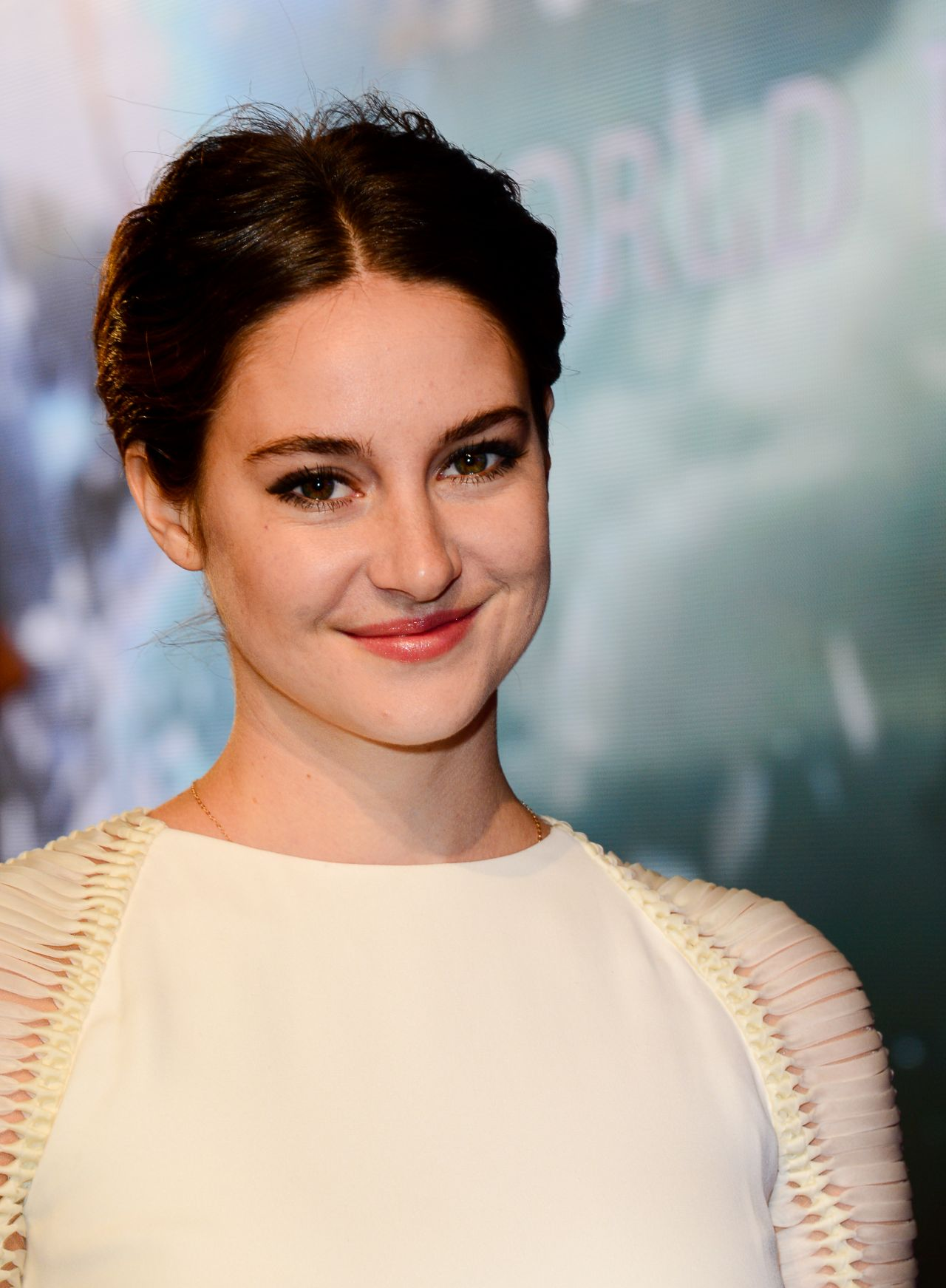 Shailene Woodley Insurgent World Premiere In London