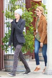 Shailene Woodley - Shopping in Brentwood, March 2015