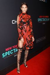 Shanina Shaik - 2015 New York Spring Spectacular in NYC