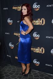 Sharna Burgess - Dancing With The Stars Cast Party at Hyde Lounge in Los Angeles