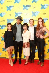 Shiri Appleby - UnREAL Premiere At 2015 SXSW in Austin