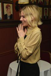 Sienna Miller - Unveiling of Sienna Miller Caricature at Sardi