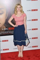 Sierra McCormick - A Girl Like Her Premiere in Los Angeles