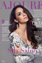 Sila Sahin - Ajoure Magazine (Germany) April 2015 Issue