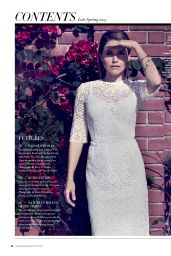 Sophia Bush - Vegas #2 Magazine Late Spring 2015 Issue