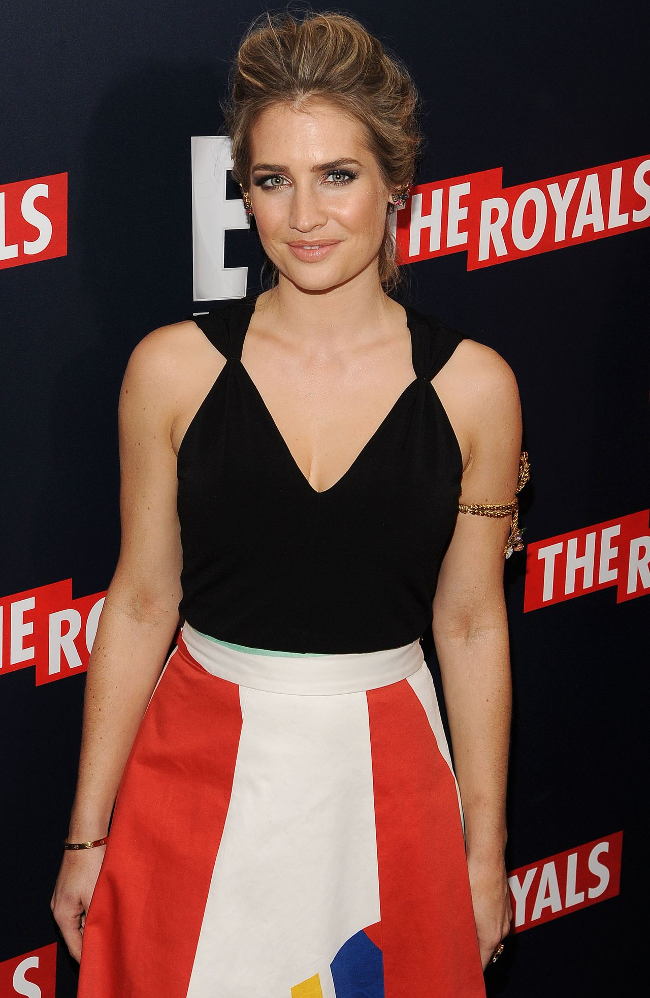 Sophie Colquhoun - 'The Royals' New York Series Premiere, March 2015