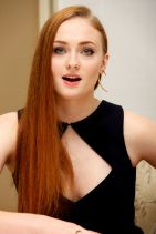 Sophie Turner - Game Of Thrones Season 5 Press Conference in Beverly Hills