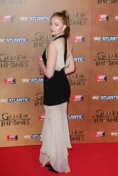 Sophie Turner - Game of Thrones Season 5 World Premiere in London