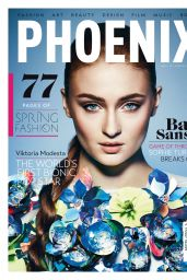 Sophie Turner - Phoenix Magazine (UK) Spring 2015 Issue