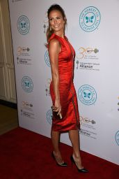 Stacy Keibler - Independent School Alliance Impact Awards Dinner in Los Angeles