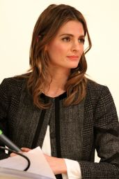 Stana Katic - ATP Event in Los Angeles, March 2015