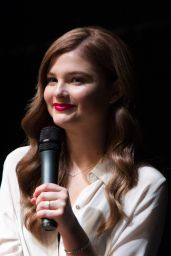 Stefanie Scott - Insidious Chapter 3 Trailer Launch Event in Miami Beach
