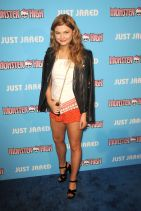 Stefanie Scott – Just Jared's Throwback Thursday Party in Los Angeles, March 2015