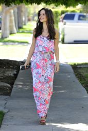 Tammin Sursok Style - Out in LA, March 2015