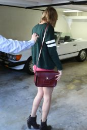 Taylor Swift Booty in Shorts - Out in Los Angeles, March 2015