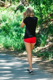 Taylor Swift in Shorts - Out in Malibu - March 2015