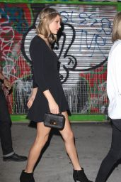 Taylor Swift Night Out Style - Los Angeles, March 2015