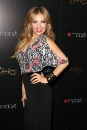 Thalia Style - Launch of Her Sodi Collection at Macy