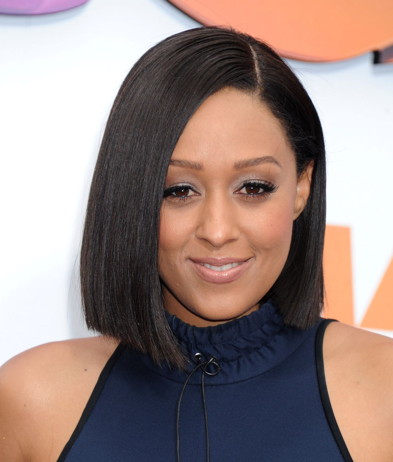 Tia Mowry Home Premiere In Westwood