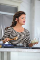 Tiffani Thiessen - The Whole Foods Market Grand Tasting Village, February 2015