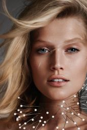 Toni Garrn - Fronts 10th Anniversary Issue of Tush Magazine 2015