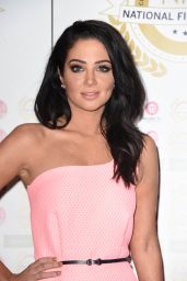 Tulisa Contostavlos - The National Film Awards 2015 in London