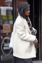 Vanessa Hudgens Style - Out in New York City, March 2015