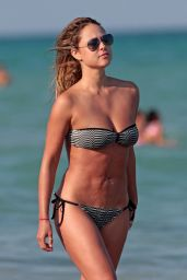 Vanessa Huppenkothen in a Bikini in Miami, March 2015
