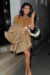 Vanessa White - Millie Mackintosh Spring Summer 2015 Collection Dinner in London