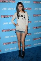 Victoria Justice – Just Jared's Throwback Thursday Party in Los Angeles, March 2015