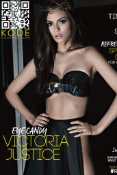 Victoria Justice - Kode Magazine Issue No5