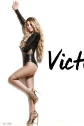 Victoria Justice - Kode Magazine - March 2015 Issue and Photos