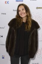 Virginie Ledoyen - The Lumiere Le Cinema Invente Exhibition Preview in Paris, March 2015