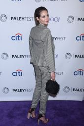 Willa Holland - The Paley Center 2015 Arrow Event for Paleyfest in Hollywood