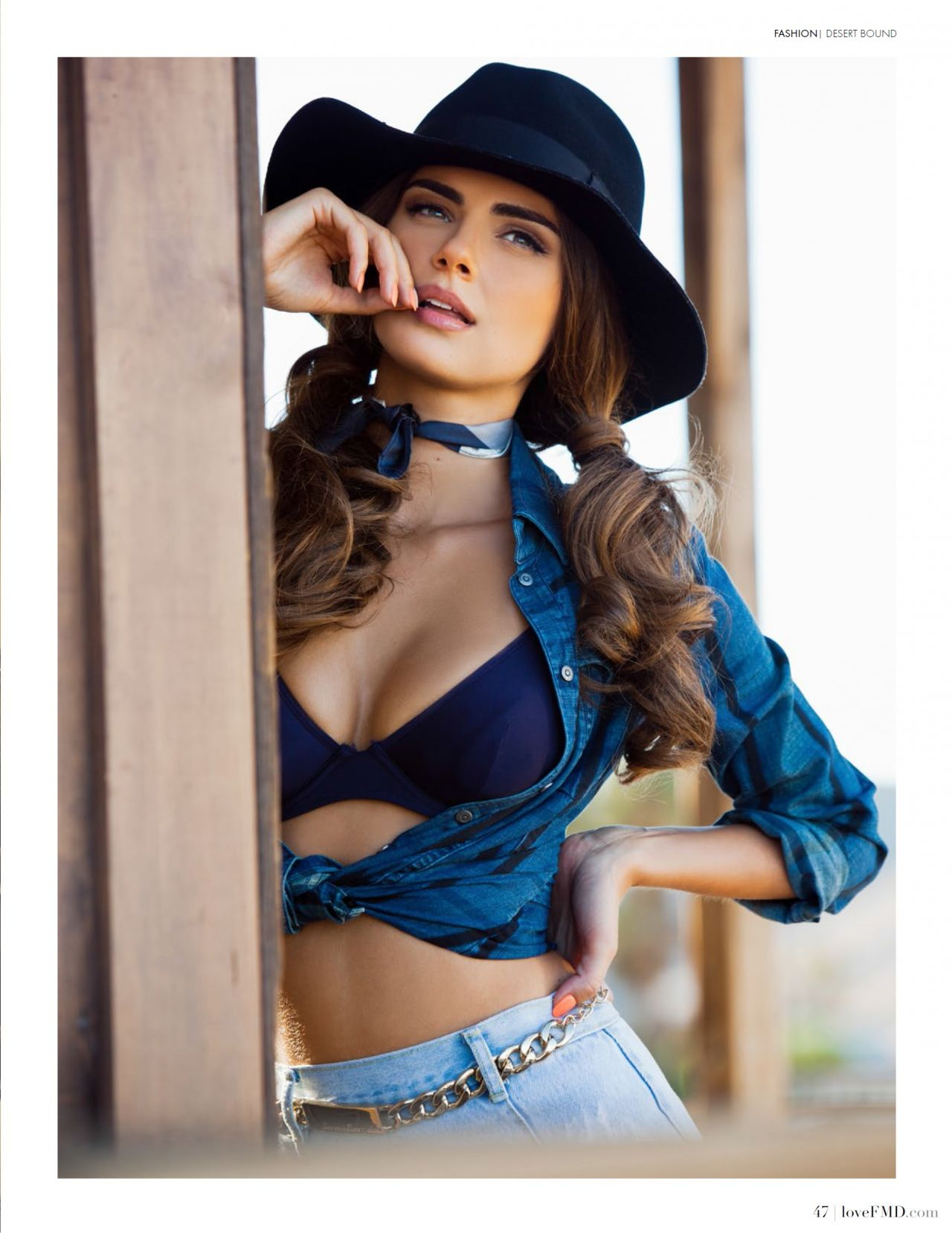 Xenia Deli - LOVE FMD Magazine Spring / Summer 2015 Issue