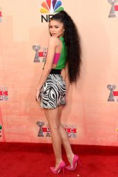 Zendaya – 2015 iHeartRadio Music Awards in Los Angeles