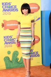 Zendaya – 2015 Nickelodeon Kids Choice Awards in Inglewood