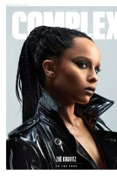 Zoe Kravitz - Complex Magazine April/May 2015 Issue