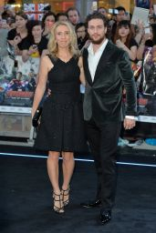 Aaron Taylor-Johnson - Avengers: Age Of Ultron Premiere in London