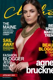 Agnes Bruckner - Cliche Magazime April/May 2015 Issue and Photos