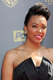 Aisha Tyler – 2015 Daytime Emmy Awards in Burbank
