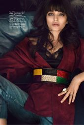 Aishwarya Rai Bachchan - Vogue Magazine (India) March 2015 Issue