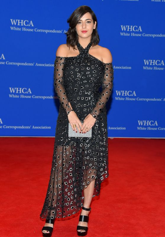 Alanna Masterson – 2015 White House Correspondents Dinner in Washington, DC