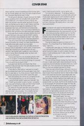 Alesha Dixon - Fabulous Magazine April 5th 2015