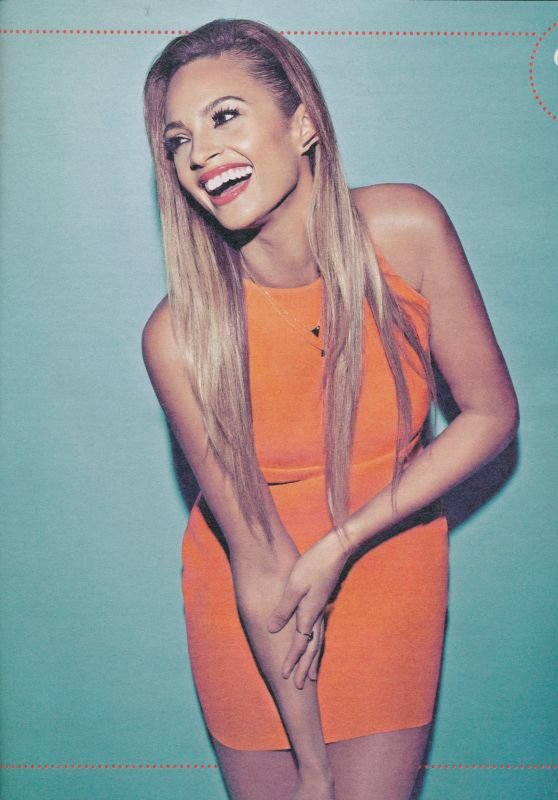 Alesha Dixon - TV Extra Magazine April 12th 2015 Issue