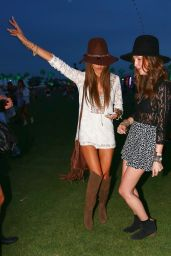 Alessandra Ambrosio - 2015 Coachella Valley Music and Arts Festival in Indio