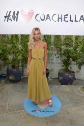 Alexis Ren – H&M Loves Coachella Party in Palm Springs, April 2015
