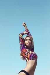 Alexis Ren - Photoshoot for Palm Springs Style Magazine(2015)