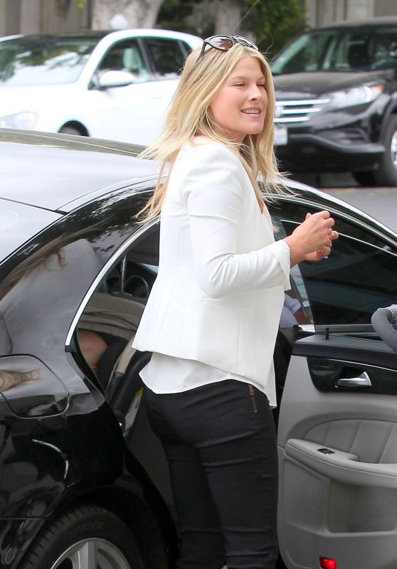 Ali Larter - Out for Lunch in West Hollywood, April 2015